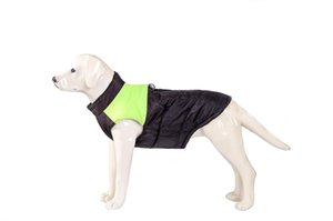 Zip Up Dog Jacket Coat With D Ring Leash - Sweater Zipper Closure Clothes For Small Big Girl Or Boy Indoor Outdoor Use Apparel