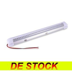 LED Tube 12V-80V Low Voltage Tubes Compartment Light 1Ft T8 Tubess Lights 6000K Lighting Stock in USA DE EUROPE