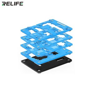 Professional Hand Tool Sets RELIFE RL-601U Modular Precision Positioning Clamp IP Mobile Phone Repair Motherboard Fixture With Base For IPX-