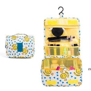 Makeup Bags Travel Cosmetic Bags Toiletries Organizer Waterproof Storage Neceser Hanging Bathroom Wash Bag Makeup Organizer HWA6886
