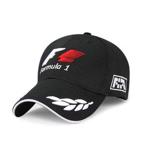 2021 Sport F1 Racing Men for Fish Outdoor Fashion Line Baseball Cap Long Neighbour Edge Shadow Snapback Sun Hat Bone Gorras