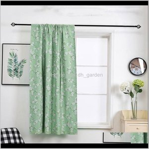 Printed Curtains Living Room Bedroom Blackout Curtain Window Treatment Blinds Finished Drapes 102160Cm Dbc K5Ed6 Ak5Js