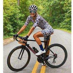Sets de carreras 2021 Camiseta de manga corta para mujer Tres piñas PRO MTB Ciclismo Ropa Ciclismo Mujer Bike Bike en Europa