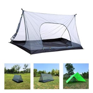 1-2 Person Outdoor Ultralight Summer Anti Mosquito Mesh Tent Camping Insect Beach Tents Equipment And Shelters