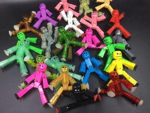 Toy Sucker DIY Sticky Robot Anima Z Screen Animation Studio Action Figure Toy Kids Game Toys for Children Birthday Gift