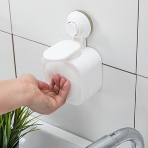 Household Bathroom Wall-mounted Hand Sanitizer Bottle For Kitchen Sink With Punch-free Detergent Press Liquid Soap Dispenser