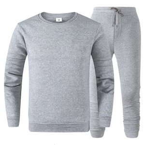 Hohe Qualität Kleidung Herren Trainingsanzug Sportswear Herren Jogginganzüge Hoodies Pullover Frühling Herbst Beiläufige Sweatshirt Sets Kleidung heraus