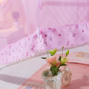 Baby Mosquito Net Portable No Installation Foldable Dense Breathable Heightening Bottomless Children Bed Nets Arrival Crib Netting