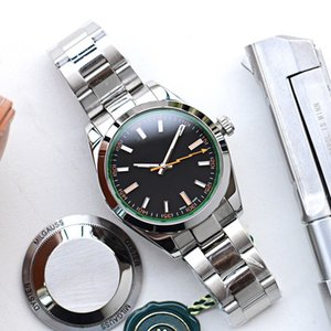 AAA+ Men s Watch Automatic Business Fashion 40MM316L Stainless Steel 116400, Waterproof, Dustproof and Shockproof Luminous Watch
