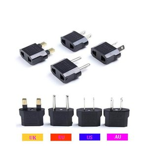 Wall Charger Universal Power Adapter for Mobile Phone EU AU US To EU Travel Adapter Phone Charger