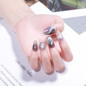 Manicure Decorative Supplies Galaxy Platinum Cat Eye Gel Polish UV LED Soak Off Varnish Lacquer Manicure Pedicure Beauty Salon Nail Arts 8ML