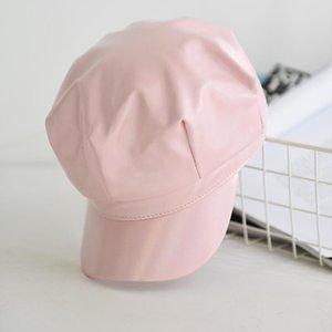 Arrival Solid Casual Women Vintage Visors Hat Temperament Comfortable Adjustable Fresh Simple Sweet Outdoor