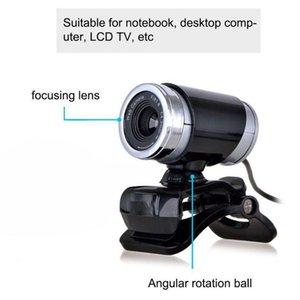 Webcams X7 USB 640x480 Resolution Webcam Web Cam Camera For PC Laptop Desktop Computer Notebook Accessories Use Supplies
