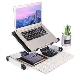 Notebook Desktop stands Raise base Flat plate stand adjust and lift the computer cooling pad height bracket