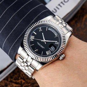 Мужские Часы 41 мм Высокое Качество Сапфировый Автоматический Механический Дата Часы Бизнес Светостойкий 316L Из Нержавеющей Стали Водонепроницаемый Дайвинг Наручные часы