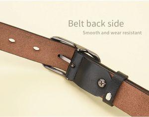 HQ Women Genuine Leather Belt