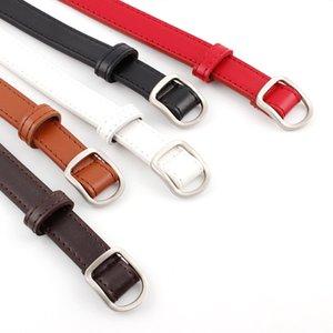 Korean Simple Leisure Needleless Fashion Student Decoration Smooth Buckle 2019 Versatile Women's Belt