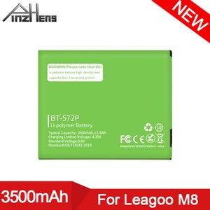 Pinzheng 3500mAh BT-572P Batería para LEOGOO M8 M8 PRO Polímero de litio recargable Baterías de teléfono móvil