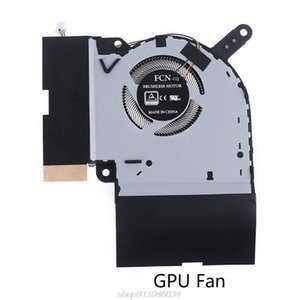 Laptop Cooling Pads Metal Material Notebook CPU GPU Radiator Cooler For ROG Strix G531 GV J22 21 Dropship