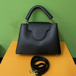Top Quality 4 colors Women genuine leather Shoulder bags Crossbody Pure color handbag Messenger tote bag Totes purse