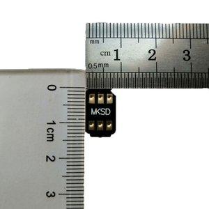 New MKSD RSIM heicard unlock sim iPhone Unlocking card for 6,7,8,X,11,12,13 MNC+ICCID mode