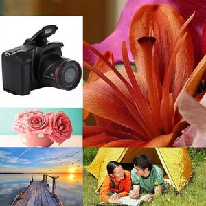Camcorders Home Travel Vlog Pography 16x 1080p Digital Camera 2.4 Inch Infrared Zoom Video For Live Broad C1o5