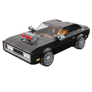2020 City Creator Technical Super Racers Speed Champions Supercar Racing Car Model Building Blocks Bricks Collectible Kids Toys Q0624
