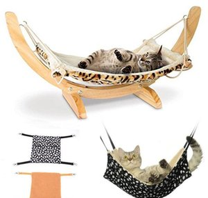 Beds Furniture Pet Home & Garden Drop Delivery 2021 Bed Hammock Warm House Soft Ferret Rest Fur Hanging Cat Cage Pets Supplies 7I0Kv