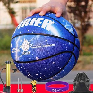Star Limited soft leather feel 5 No. 7 outdoor cement ground wear-resistant student basketball