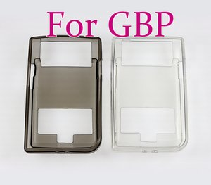 For GBP Console Protection Clear Shell Case Cover TPU Transparent Gamepad Protective Case