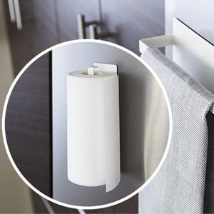 Towel Racks Wide Application 2 Colors Punch-free Reliable Holder For El