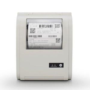 Printers USB 110mm Thermal Label Printer Waybill Bluetooth Desktop Address For Express Logistic