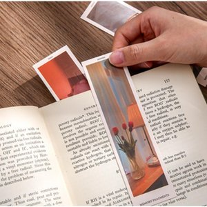 Sheets box Of Bookmark Hand Account Diy Basic Decoration Materials Clip Book Marks Bookmarks For Books