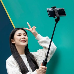 Original Xiaomi Youpin Mi Zoom Tripod Stick Monopods with Bluetooth Remote foldable Selfie mini tripods Extendable Monopod for iOS Android high quality