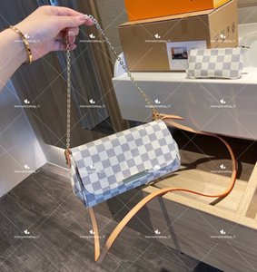 Designer Classic Handbag Mahjong Bags Fashion Ringling Purse Women Crossbody Bag Chain Shoulder Leather Damel Blue