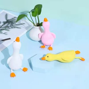 Creative DecomPression Vent Toys Flour Duck Pinch Pinch Music Toy