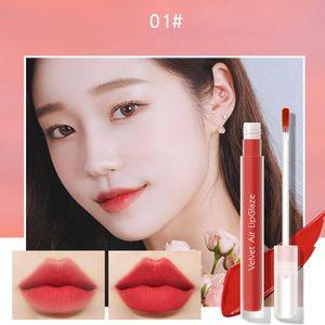 Kiss Beauty Velvet Matte Lip Glaze Waterproof Lasting Sexy Non-Stick Cup Lipstick For Women Makeup Tools TSLM1 Gloss