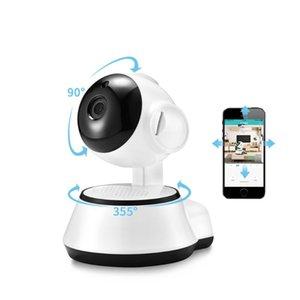 كاميرات V380 تطبيق عموم إمالة كاميرا IP لاسلكية WIFI 720P HD CCTV Home P2P Security Surveillance TF