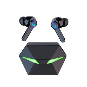 P86 Bluetooth Gaming Earbuds 65Ms Low Latency TWS Wireless Earphones With Mic Deep Bass Sound Positioning PUBG Headphones 1 Pair
