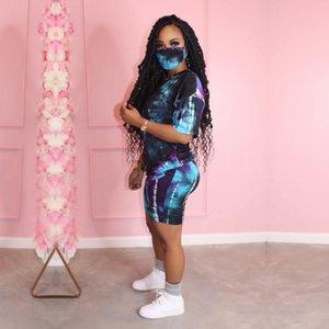 Hot Designer Two Piece Pink Tracksuit Pants Set Short Sleeve Hoodies Bodycon Women Summer Clothes Casual Jogger Suit Plus Size