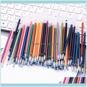 Highlighters Writing Office Business & Industrial100 120Pcs Refills Set Glitter Multi Colored Painting Refill School Fluorescent Stationery