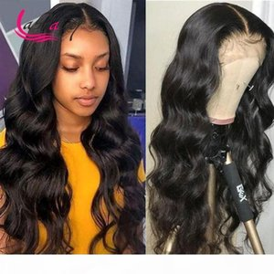 1B Body Wave 13x6 Lace Front Wig Glueless 613 Blonde HD Transparent Lace Frontal Human Hair Wigs Pre Plucked Bleached Knots