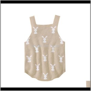 Rompers Born Baby Girls Boys Bodysuits Pattern Romper Fashion Sleeveless Infant Toddler Bodysuit Jumpsuits 0 18M Ibvh4 R5St8