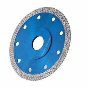 Hand & Power Tool Accessories AYHF-4.5 Inch Cuts Porcelain Tile Turbo Diamond Dry Cutting Blade Disc Grinder Wheel For Or Wet Cutter