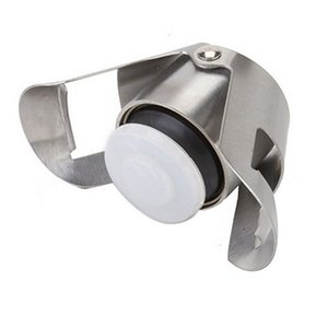 Portable Stainless Steel Wine Stopper bar Tools Champagne Cork Sealing Machine Sparkling Wine Cap sea shipping EEB5980