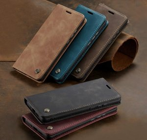 Cell Cases Caseme Luxury Business Leather For Phone 12 Mini Pro Max 54 61 67 Wallet Case Nthry Ukjfr