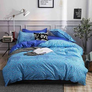 Sheet SheetStraight day full size fitted quilt cover three or four piece bedding