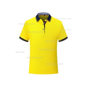 Collectable patch Polo shirt Sweat absorbing easy Summer T-shirt men 2021 last season
