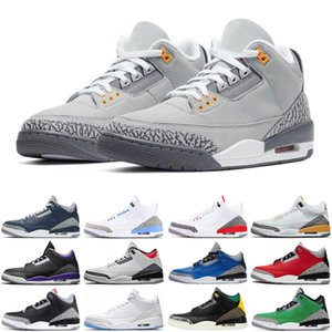 2021 Court Purple jumpman men basketball shoes cool grey Laser Orange UNC Fire Red athletic mens trainers sports sneakers size 7-13