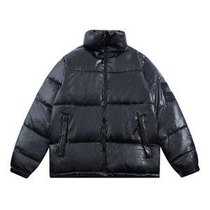 Зимние мужчины TNF теплые женские куртки толстые пальто на молнии северное матовое мужское лицо кожа верхняя одежда стенд хлопок воротник